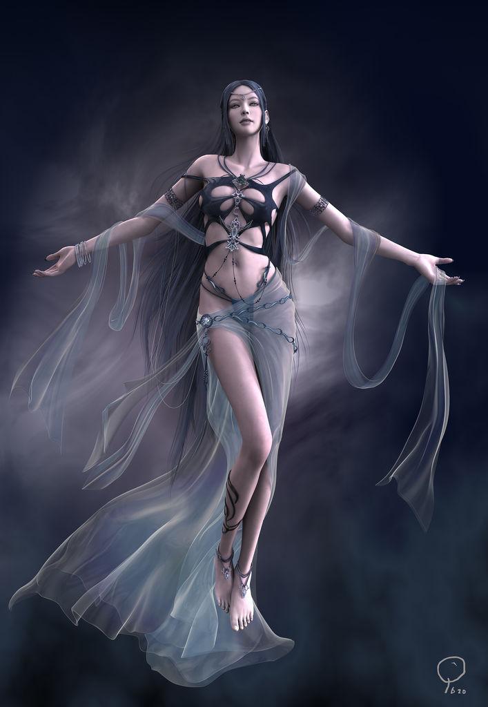 Goddess of fetish
