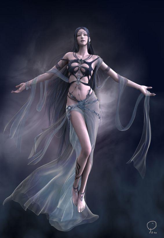 ETAINE: Goddess of the Dark