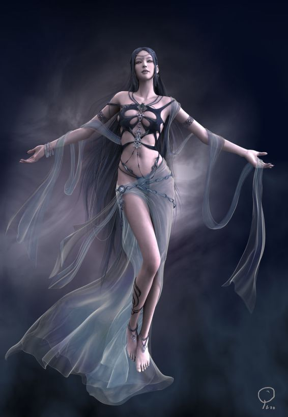 ETAINE: Goddess of the Dark